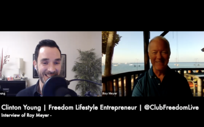 Freedom Lifestyle: Making Money on the Move – Ep 2:   Run a Remote Business While Traveling the World with Your Spouse and Kids, with Roy Meyer & Clinton Young